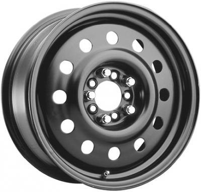 83B FWD Black Mod Tires