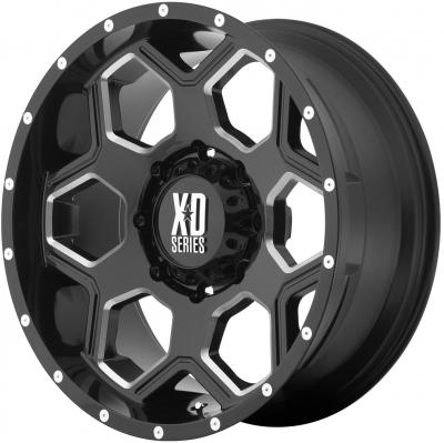 Battalion (XD813) Tires
