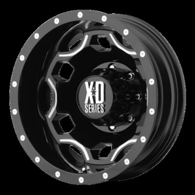 Crux (XD814) Tires