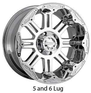 722C Full Throttle Tires