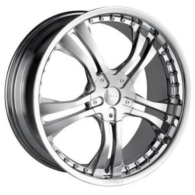 Vyrus 545 Tires
