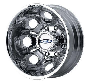 MO953 Dually Rear (MO953) Tires