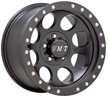 Classic Lock Black Tires